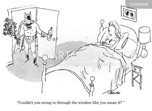 super-heroes cartoon