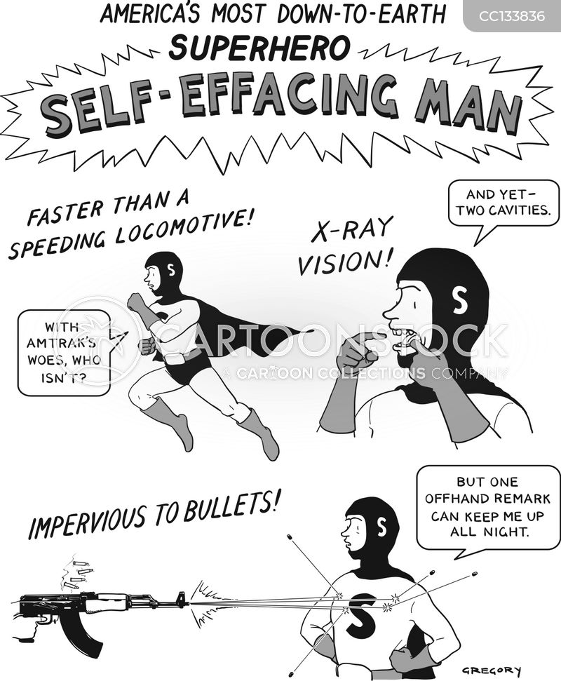 superhero cartoon