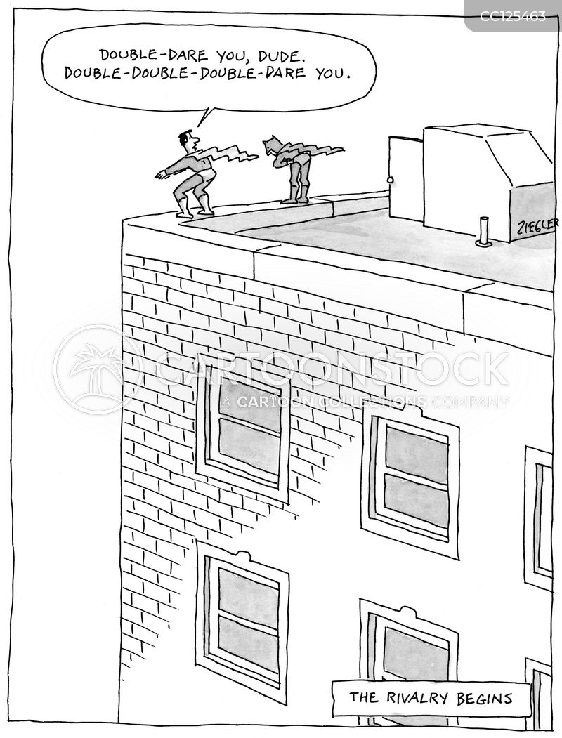 daring cartoon