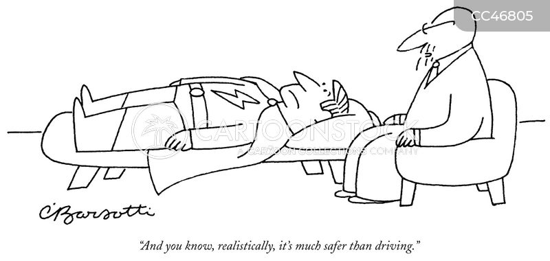 frequent flyer cartoon