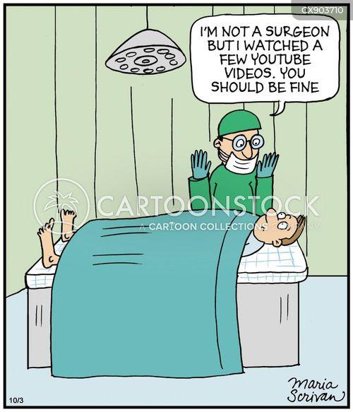 doctors shortage cartoon