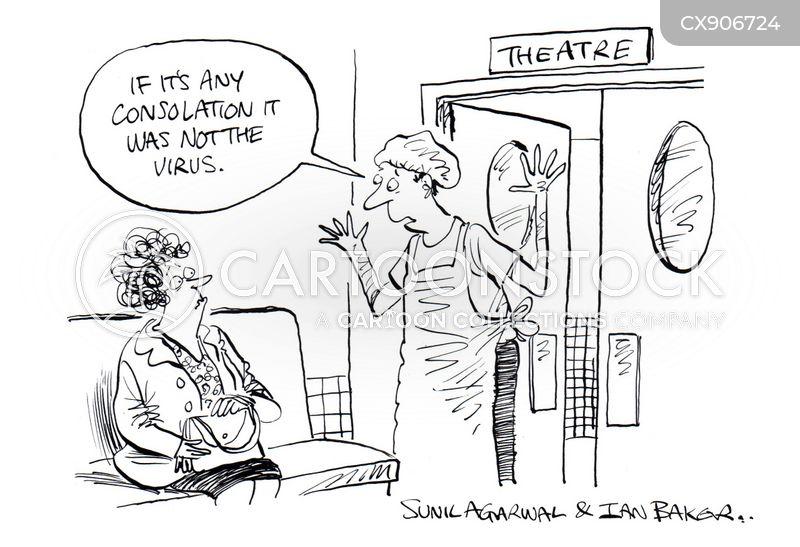 complications cartoon