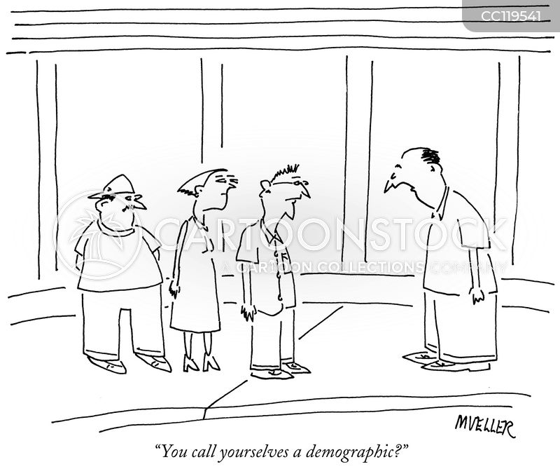 statistical characteristics cartoon