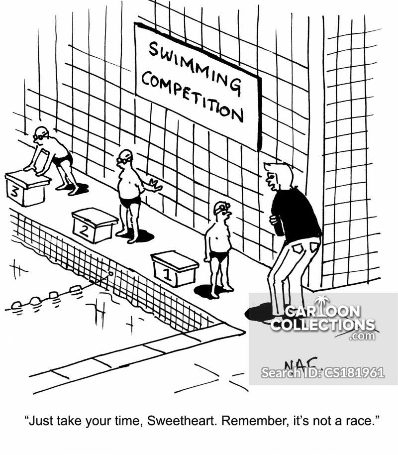 try your best cartoon