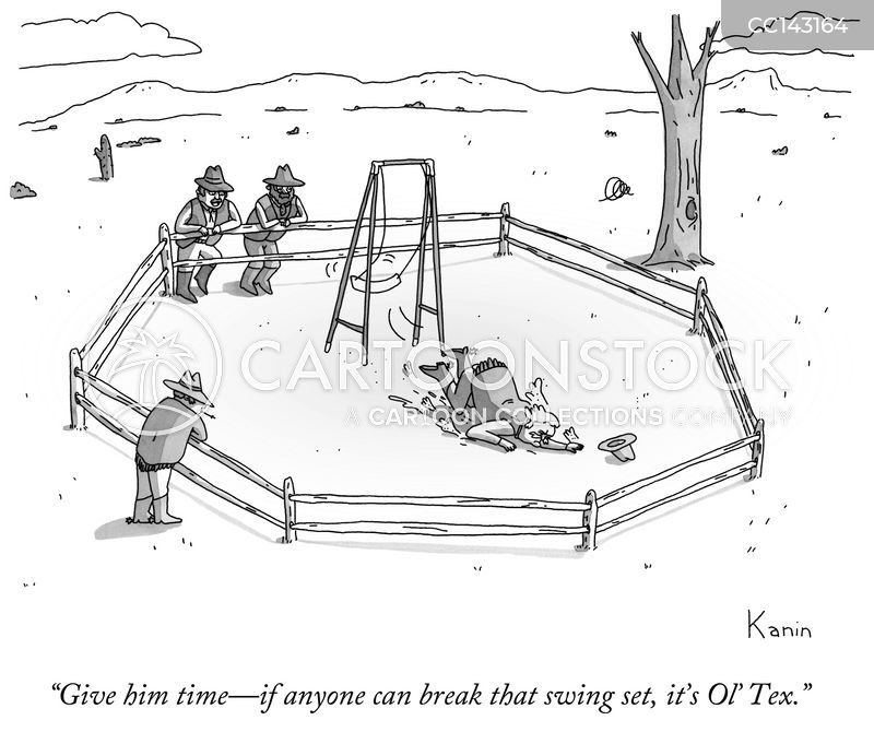 Playset cartoon