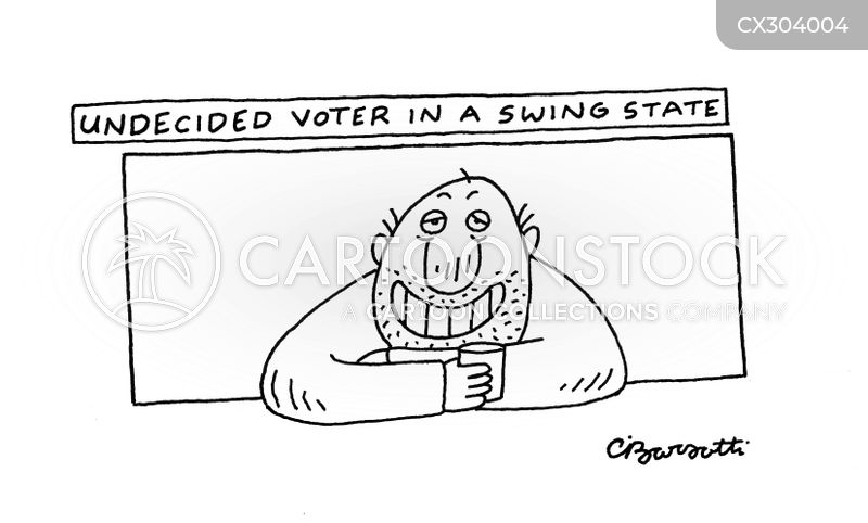 swing states cartoon