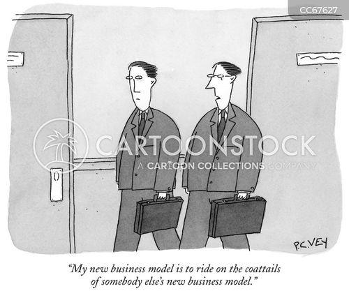 sycophants cartoon