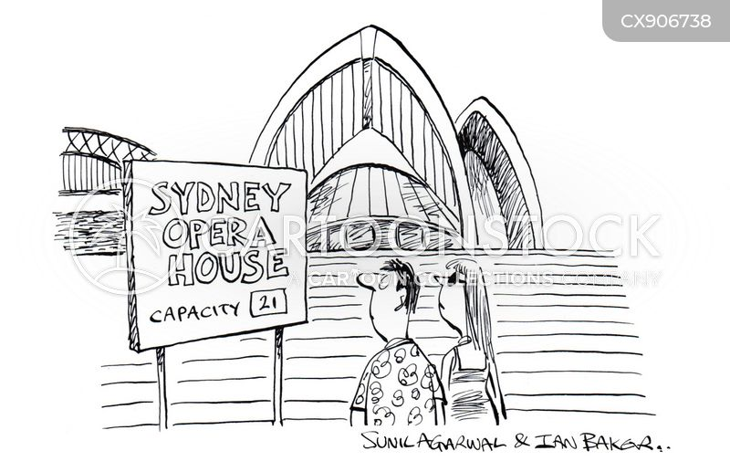 capacity cartoon