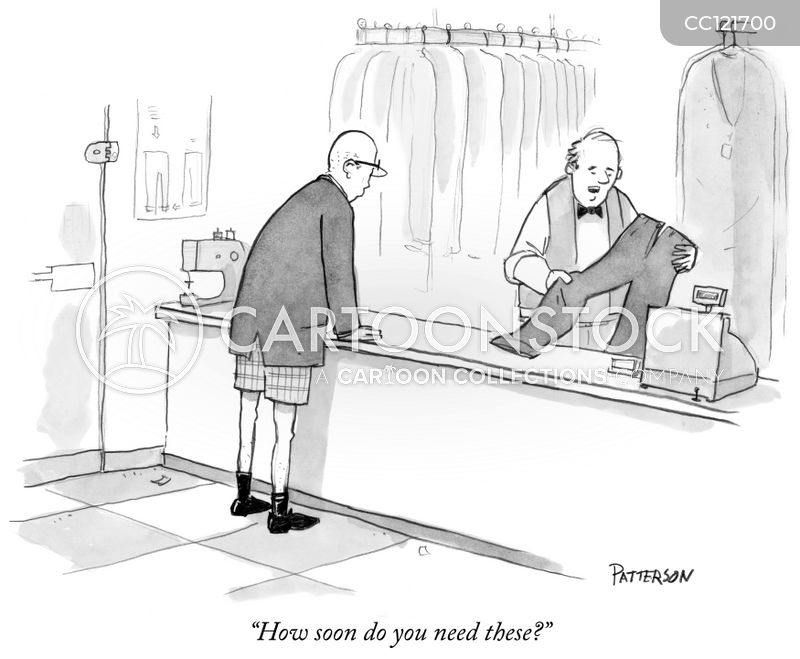 pants cartoon