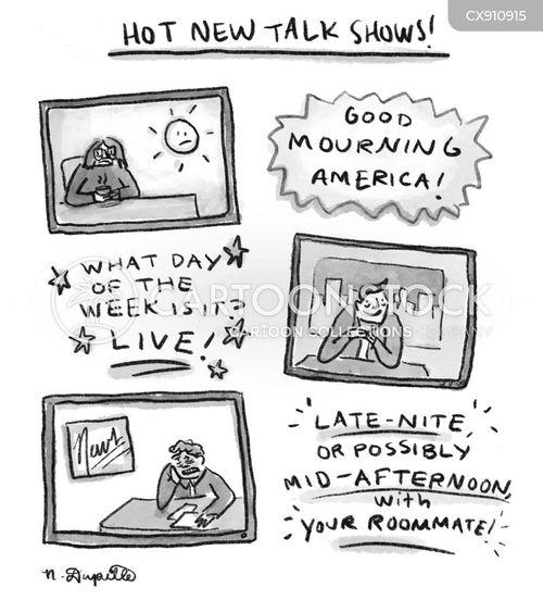 flatmates cartoon