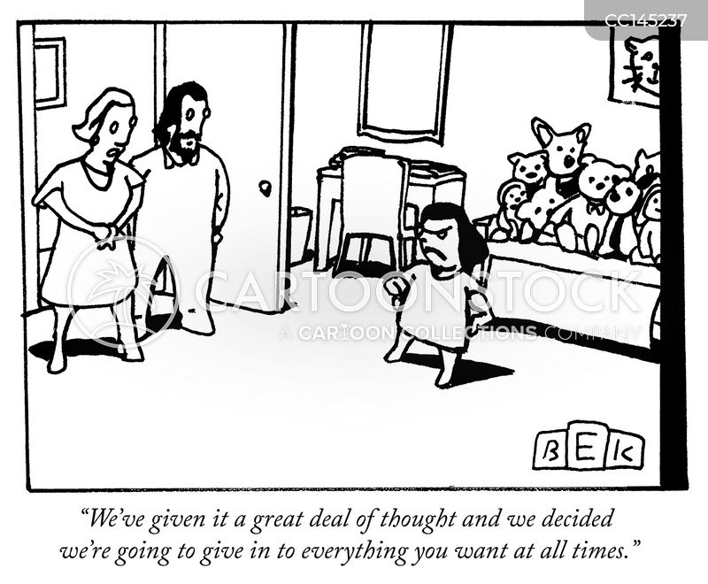 parenthood cartoon