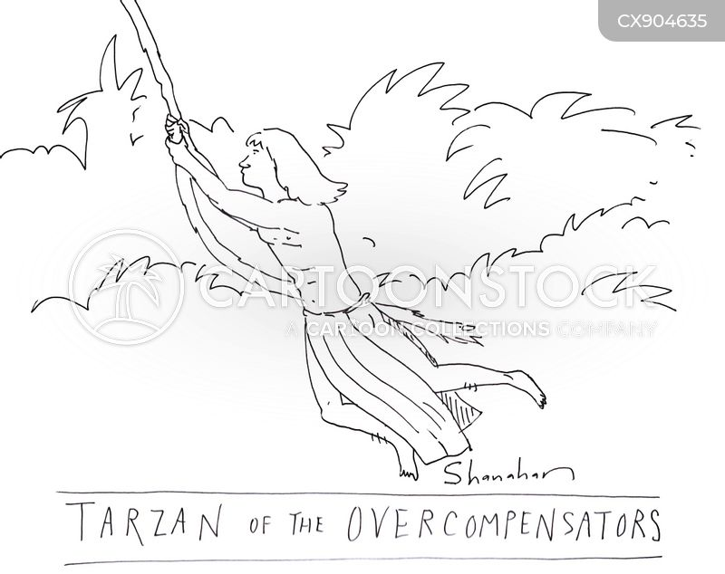 tarzan of the apes cartoon