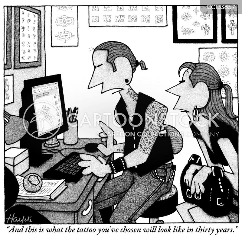 computer imaging cartoon