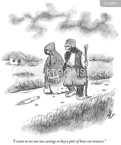 tax laws cartoon