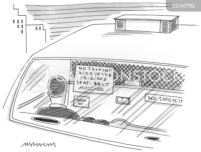 taxi cabs cartoon
