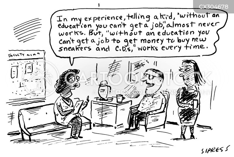 teachers lounge cartoon