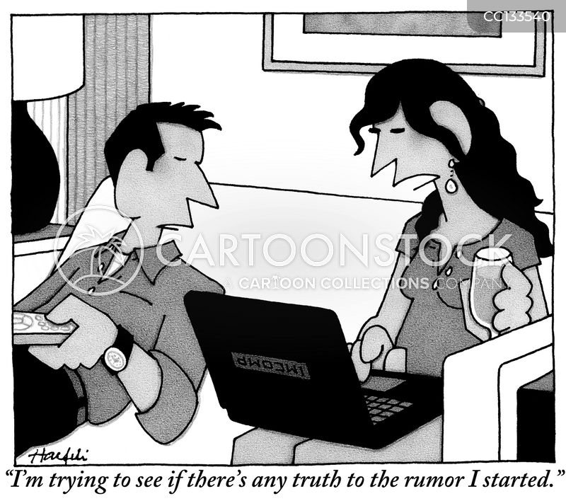 blogger cartoon