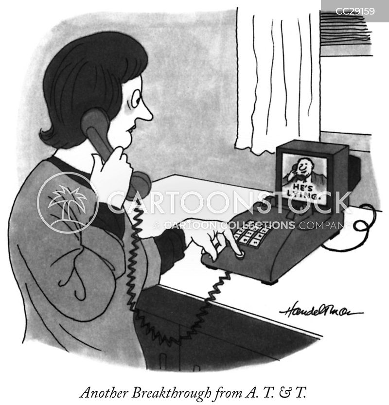 telecommunications cartoon