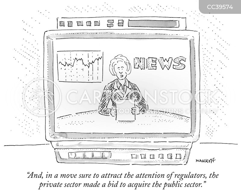 media cartoon