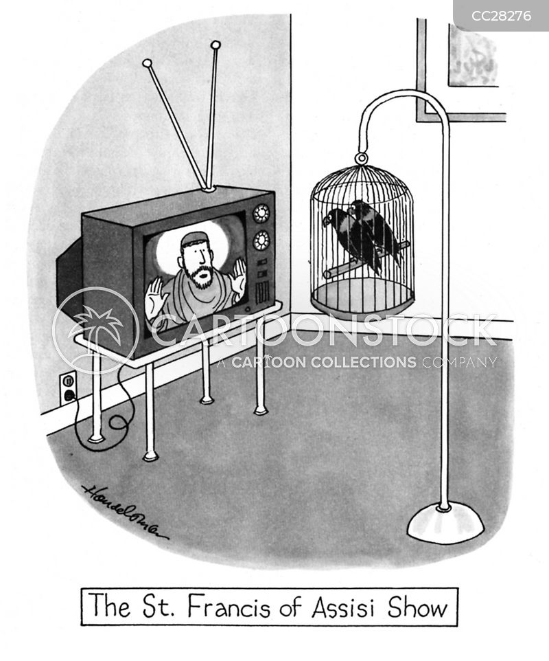 cage cartoon