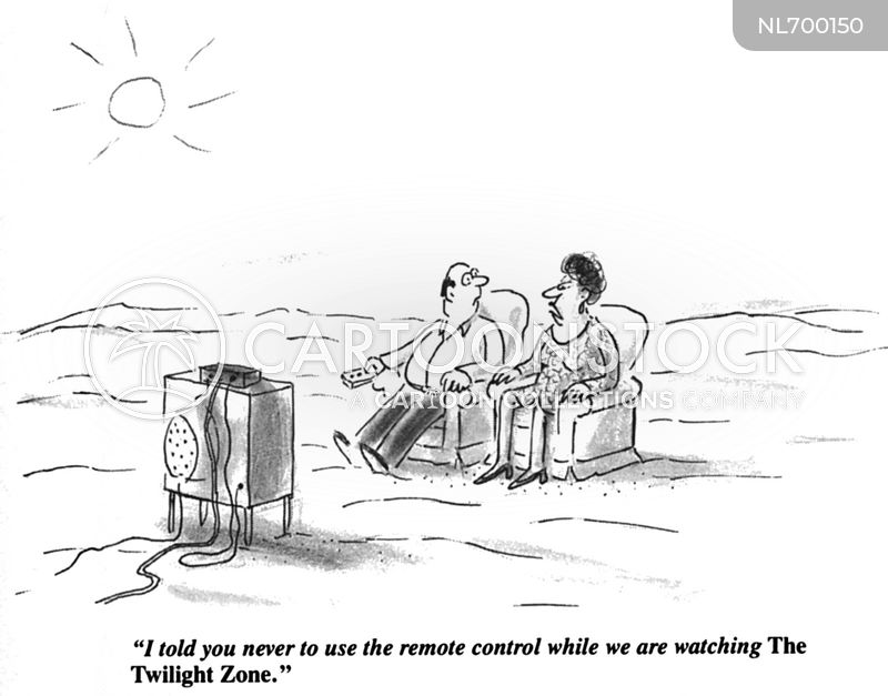 t.v. programme cartoon