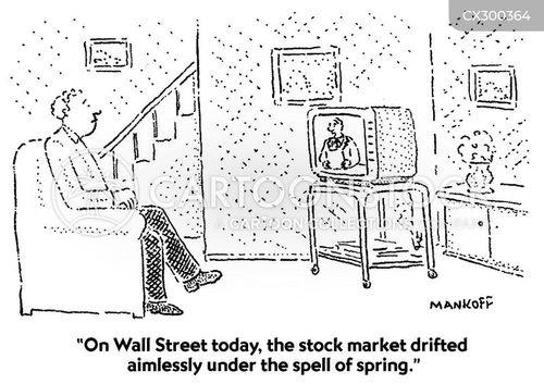 commerce cartoon
