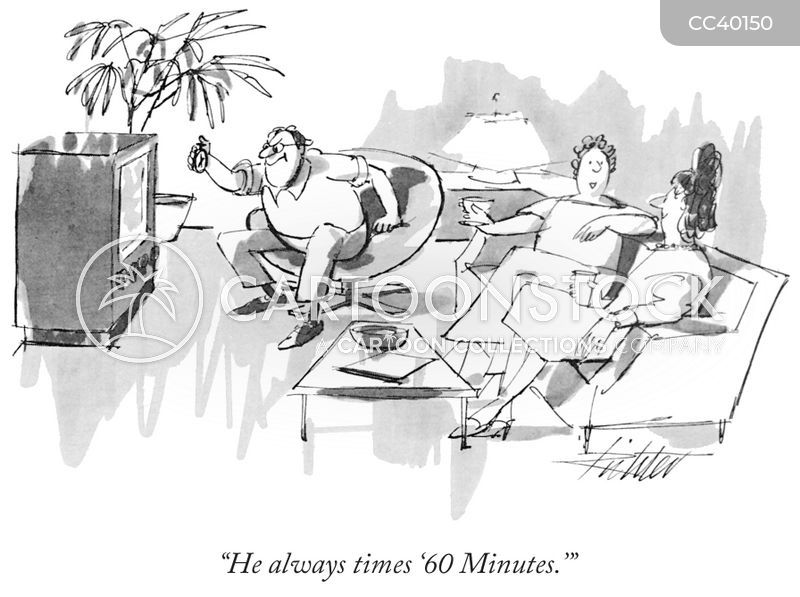 clock cartoon