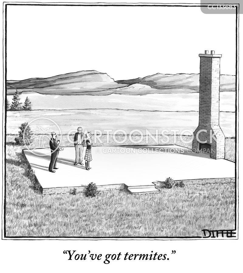 fumigation cartoon