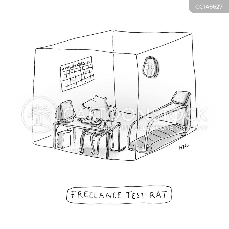 freelance cartoon