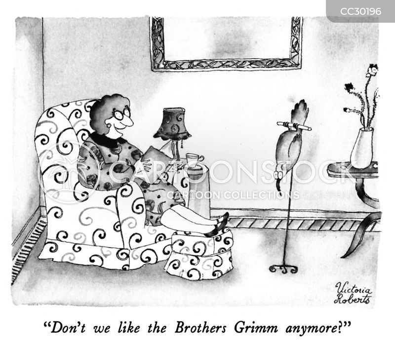 grimms fairy tales cartoon