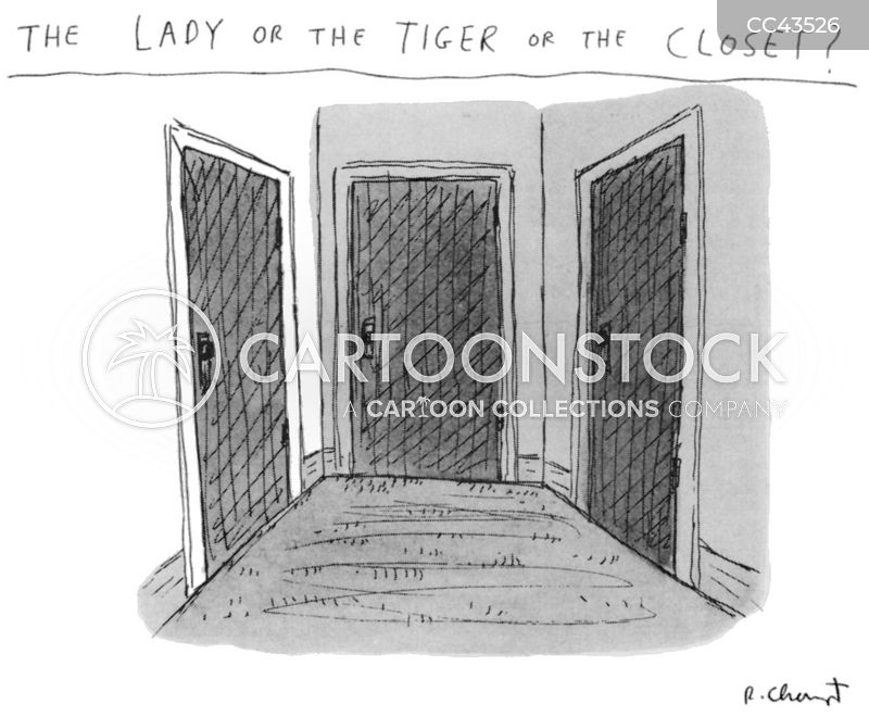 wardrobes cartoon