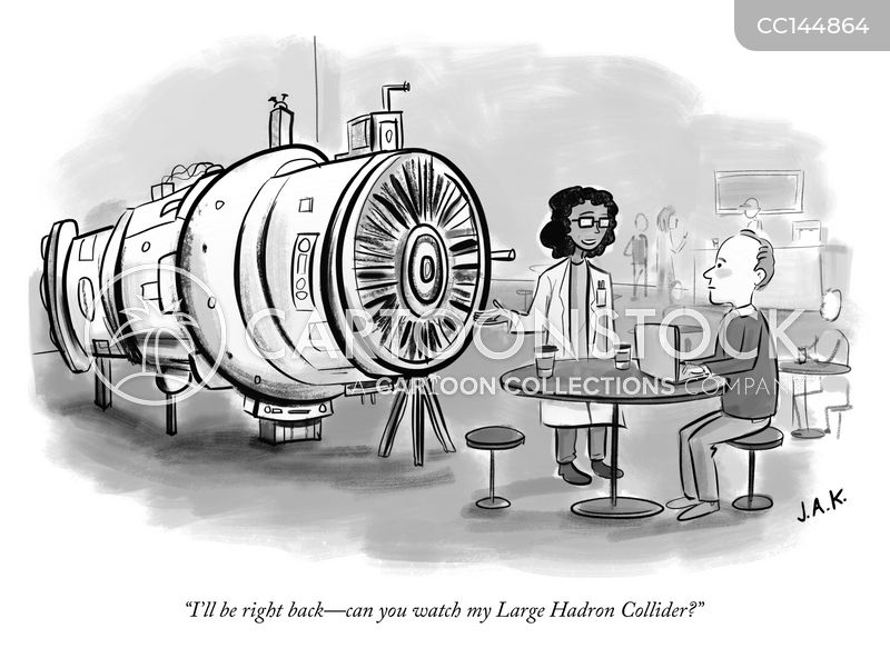 lhc cartoon