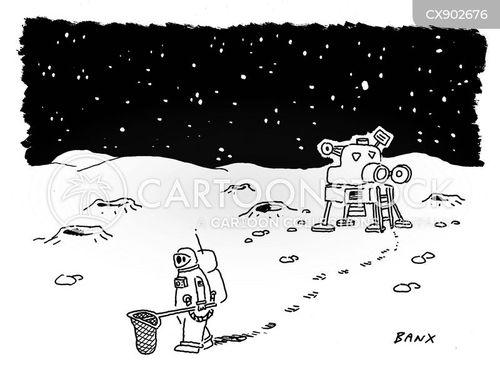 lands cartoon