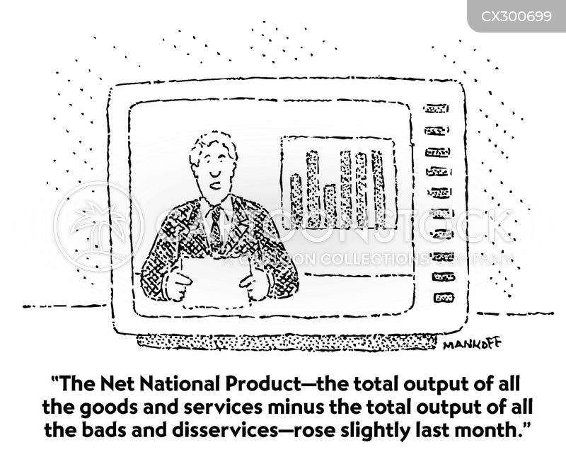 Input And Output cartoon
