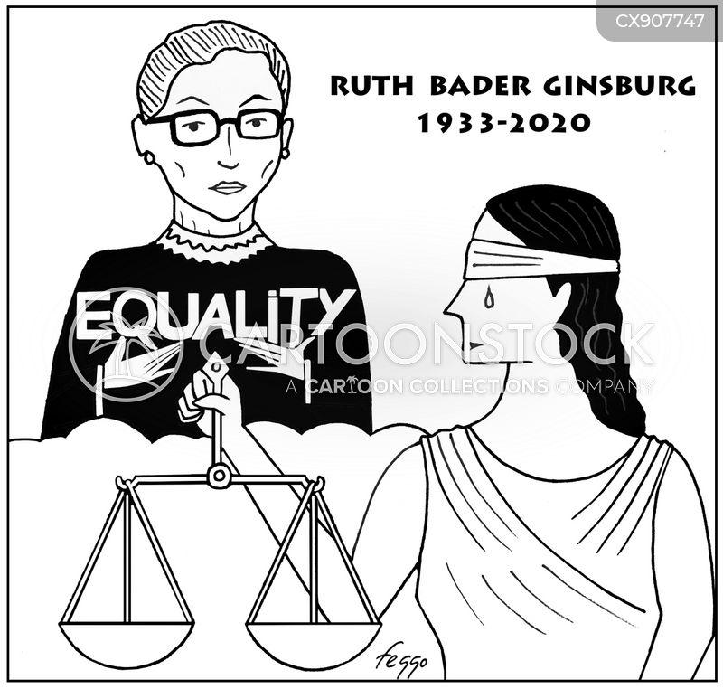 supreme court justices cartoon