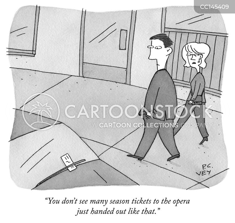 the opera cartoon