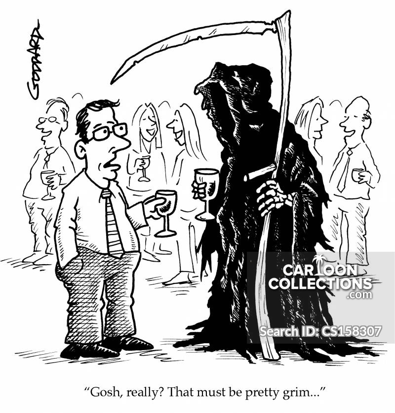 grimreaper cartoon