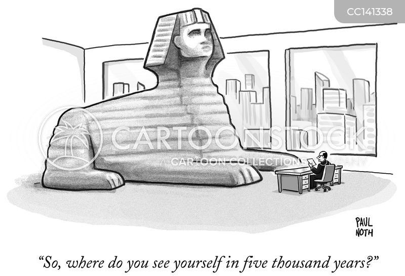 monument cartoon