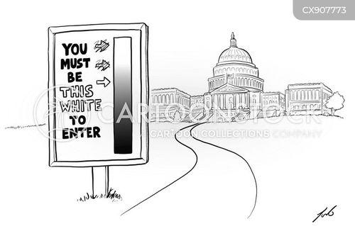 correcting cartoon