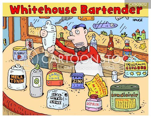 shakers cartoon