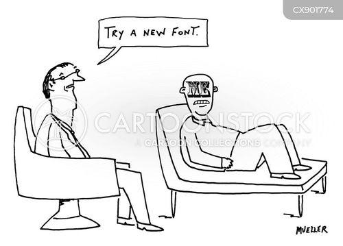 fonts cartoon