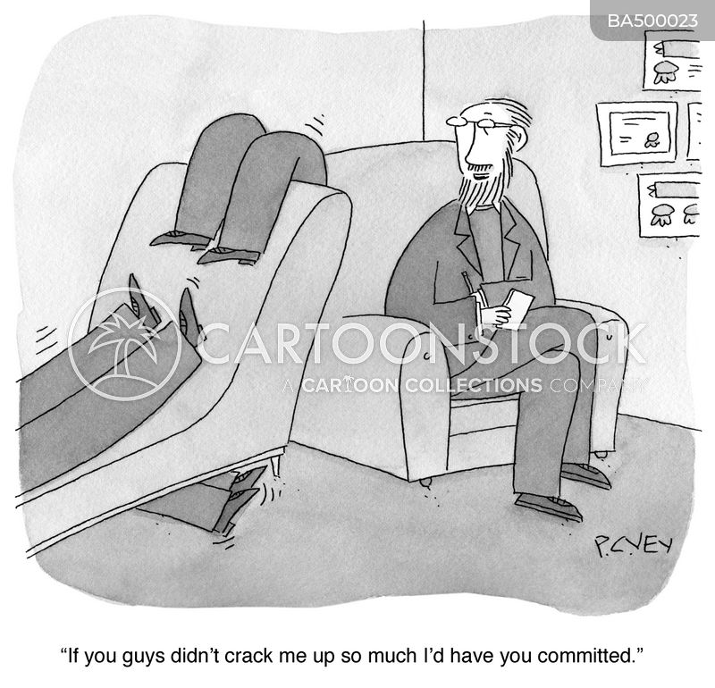 Bad Psychologist Cartoons And Comics Funny Pictures From