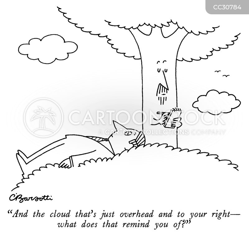 inkblot test cartoon