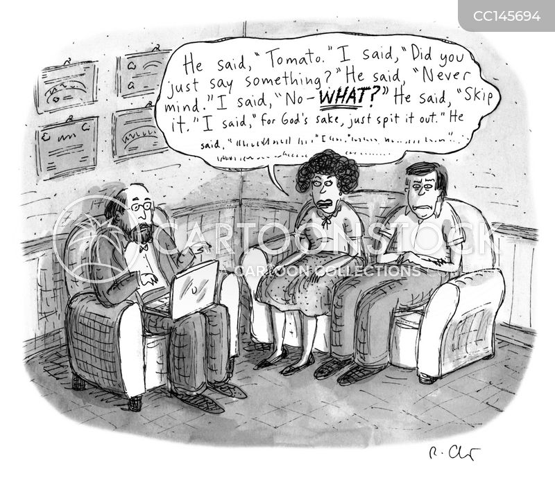 marriage counsellors cartoon