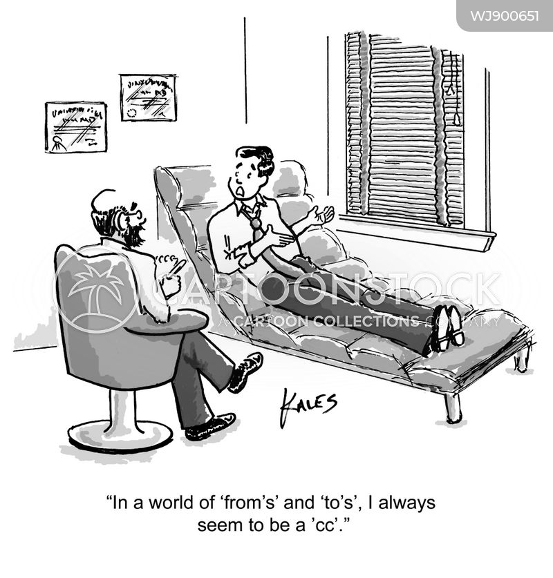 carbon copy cartoon