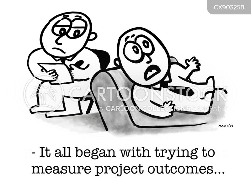 project manager cartoon