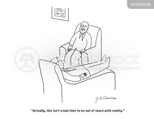realities cartoon