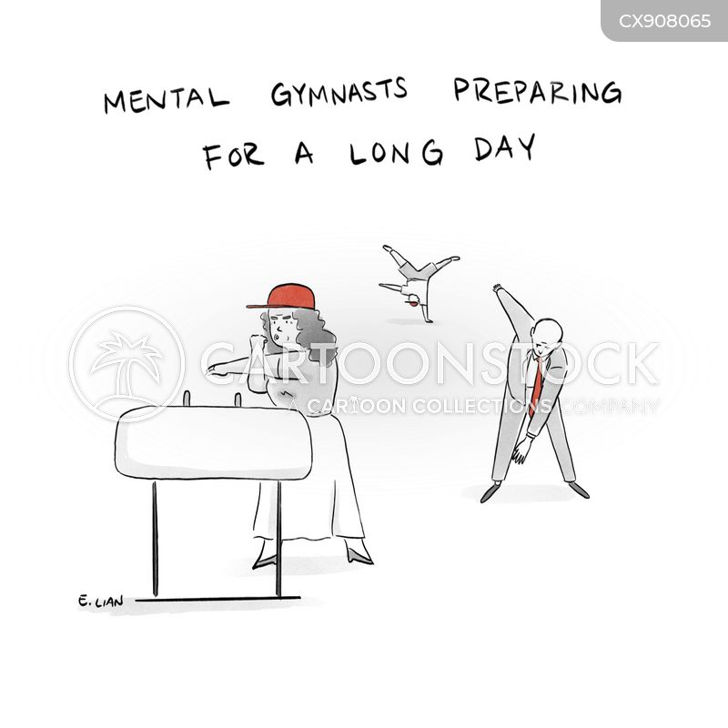 preparation cartoon