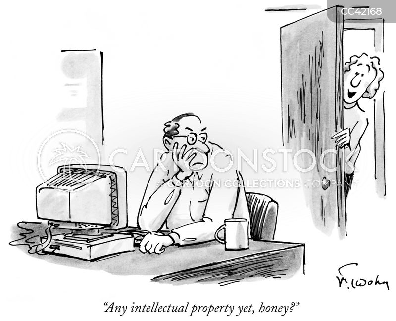ip cartoon