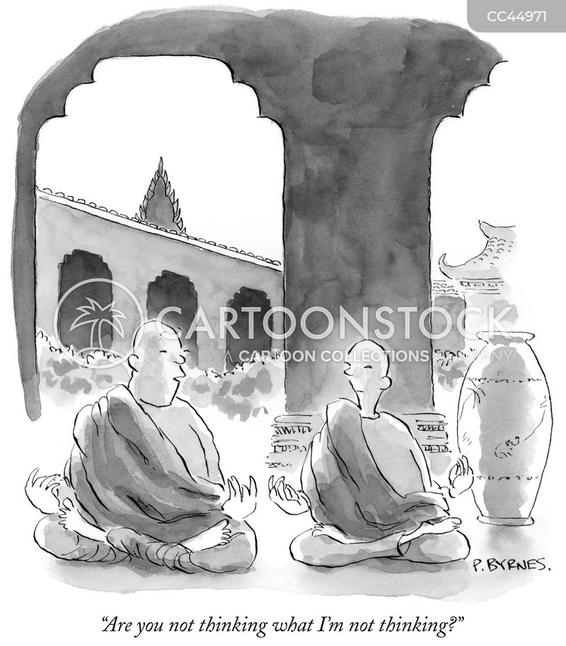 tantric cartoon